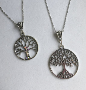 Tree of life necklace - Jewelry Box Treasures By Rondie