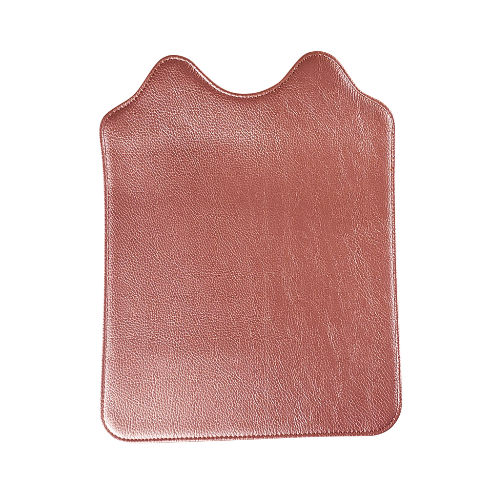 Rose gold copper flap for the Signature Evolution Smart Bag