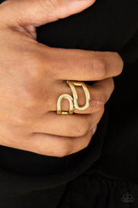 Really Retro Brass Ring