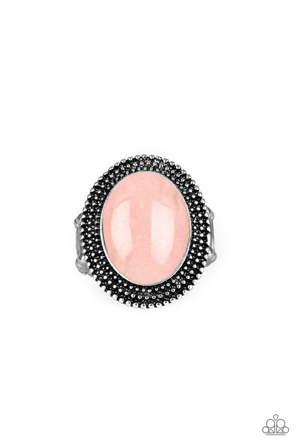 Outdoor Oasis Pink Ring