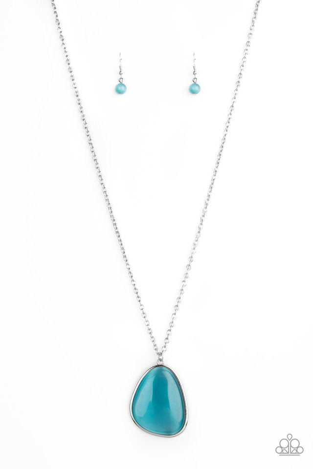 Ethereal Experience Blue Necklace