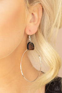 Wild Soul Brown Earring