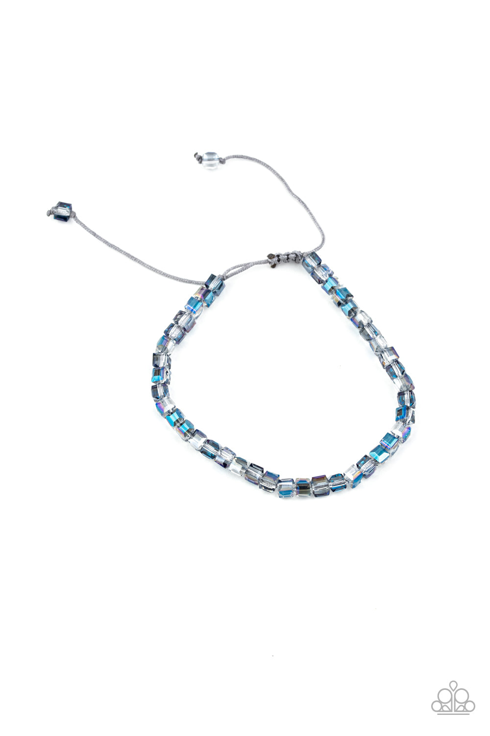 Prismatic Maverick Blue Bracelet