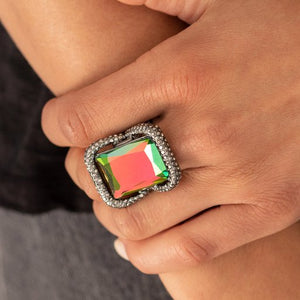 Deluxe Decadence Multi Ring