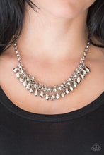 Load image into Gallery viewer, Prima Diva Silver Necklace
