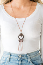 Load image into Gallery viewer, My Main MANTRA Copper Necklace