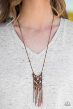 Load image into Gallery viewer, Metal Maven Copper Necklace