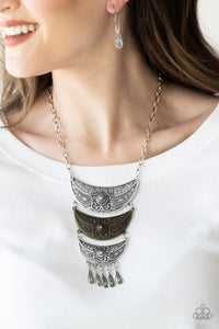Go STEER-Crazy Multi Necklace