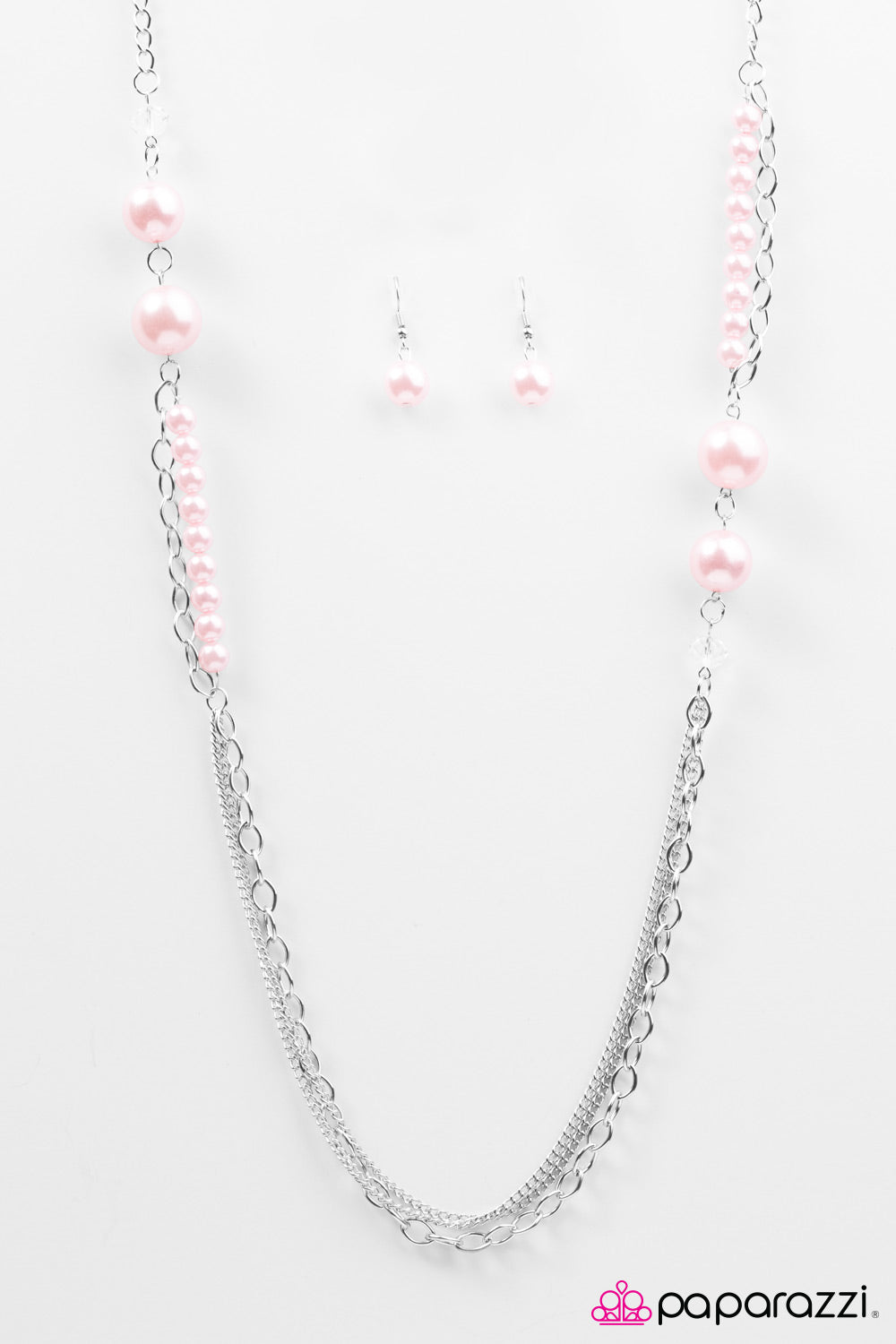 Broadway Magic Pink Necklace