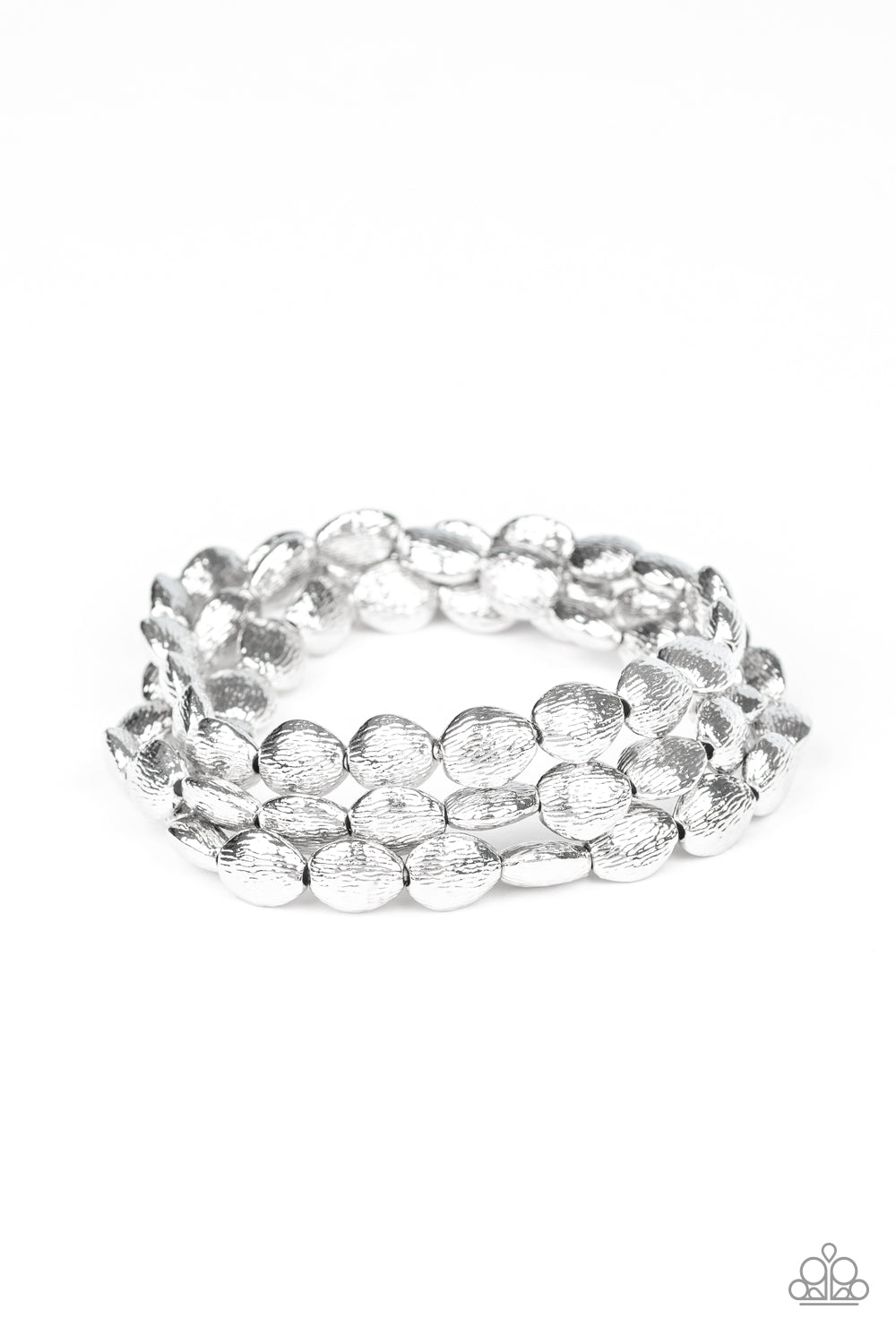 Basic Bliss Silver Bracelet
