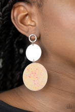 Load image into Gallery viewer, Beach Day Glow Multi Earring