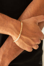 Load image into Gallery viewer, Boxing Champ Gold Bracelet