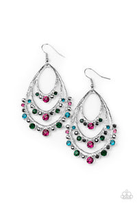 Break Out In Tiers Multi Earring