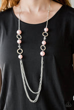Load image into Gallery viewer, Its About SHOWTIME! Pink Necklace