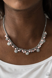Fashion Formal Pink Necklace