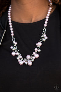 Classically Celebrity Pink Necklace