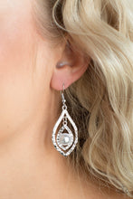 Load image into Gallery viewer, Breaking Glass Ceilings Silver Earring