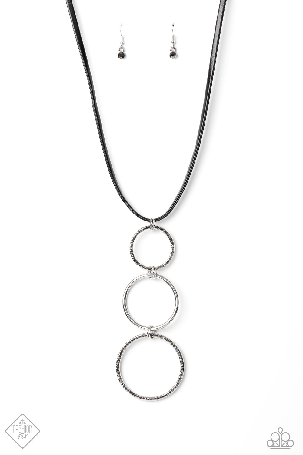Curvy Couture Silver Necklace