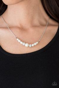 Absolutely Brilliant White Necklace