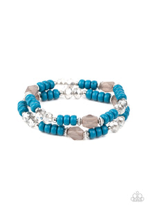 Delightfully Dainty Blue Bracelet