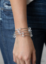 Load image into Gallery viewer, Dreamy Demure White Bracelet