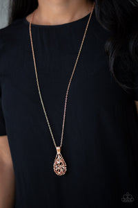 Magic Potions Rose Gold Necklace