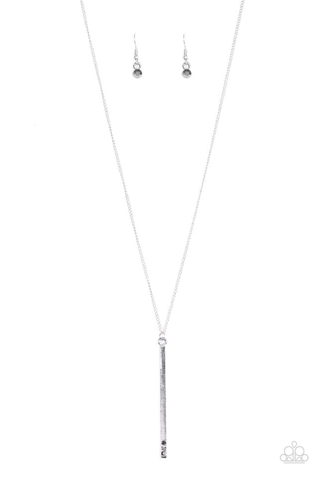 City Escape Silver Necklace