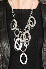 Load image into Gallery viewer, A Silver Spell Blockbuster Silver Necklace
