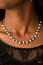 Load image into Gallery viewer, Shes A GLAM-Eater Black Necklace