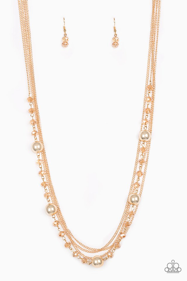 High Standards Gold Necklace