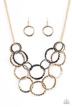 Load image into Gallery viewer, Radiant Ringmaster Multi Necklace
