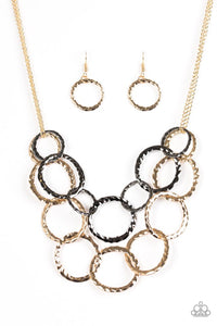 Radiant Ringmaster Multi Necklace