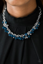 Load image into Gallery viewer, Palm Beach Boutique Blue Necklace