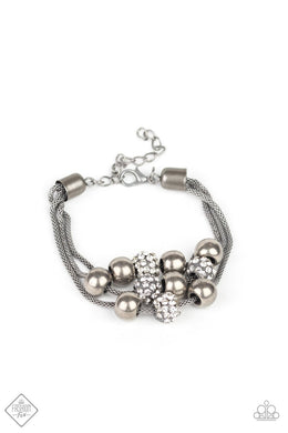 Industrial Integration White Bracelet