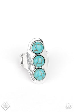 Eco Queen Blue Ring