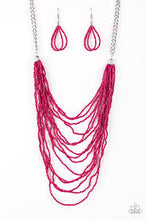 Load image into Gallery viewer, Bora Bombora Pink Necklace