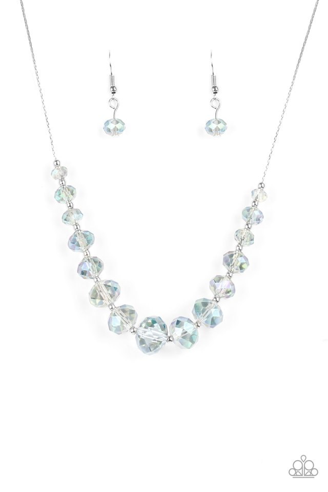 Crystal Carriages Multi Necklace