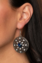 Load image into Gallery viewer, GLOW Your True Colors Blue Earring