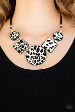 Load image into Gallery viewer, Here Kitty Kitty White Necklace