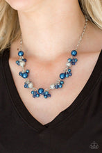 Load image into Gallery viewer, Weekday Wedding Blue Necklace