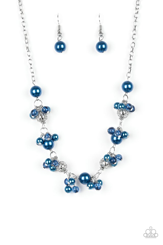 Weekday Wedding Blue Necklace
