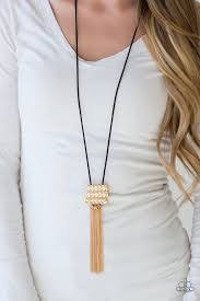 All About ALTITUDE Gold Necklace