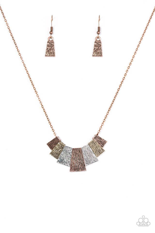 Cry Wolf Multi Necklace