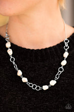 Load image into Gallery viewer, Bedrock Bounty White Necklace