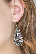 Load image into Gallery viewer, Lower East WILDSIDE White Earring