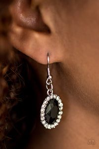The FAME Of The Game Black Earring