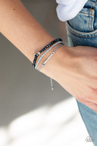 Reckless Romance Urban Blue Bracelet