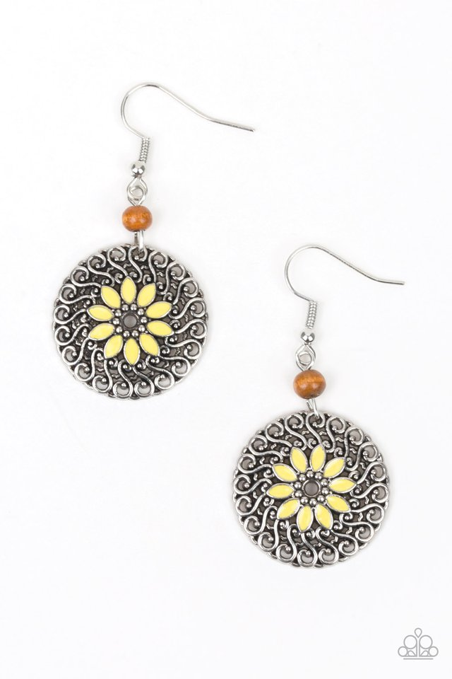 Honolulu Harmony Yellow Earring