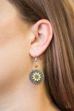 Load image into Gallery viewer, Honolulu Harmony Yellow Earring