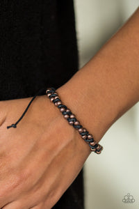 Beaded Bandit Urban Copper Bracelet